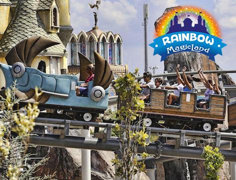 Rainbow Magicland_N