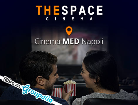 Biglietto The Space 2D e 3D_N
