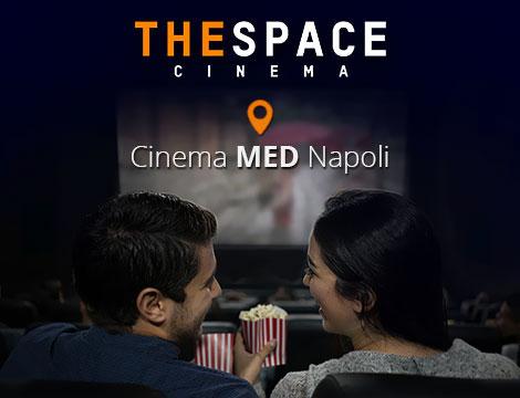 Biglietto 2D e 3D The Space Napoli: sconti fino al 47% | Groupalia