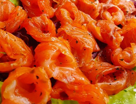 Bistrot zona Garibaldi: menu pesce con vino