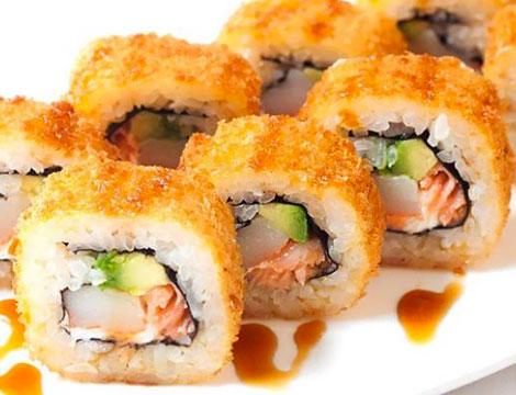 Box d'asporto 60 o 120 pezzi da Kami Sushi