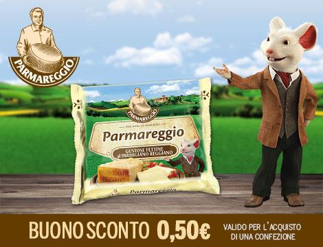 Buono sconto Fettine Parmareggio