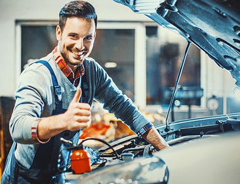 Buono sconto per riparazione danno auto