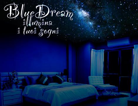 Offerta : Buono sconto cielo stellato BlueDream  GROUPALIA