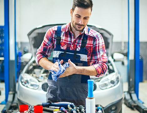 Buono sconto per riparazione auto