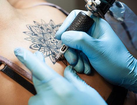 Buono sconto per tatuaggio