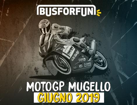 Bus ingresso MotoGP Mugello