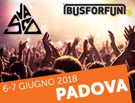 Bus a/r concerto Vasco a Padova_N