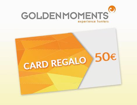 Card regalo Golden Moments_N