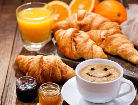 Carnet colazioni complete
