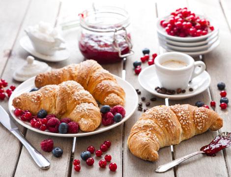 Carnet colazioni o merende EUR