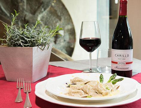 Cascina Caremma - menù gourmet alla carta x2_N