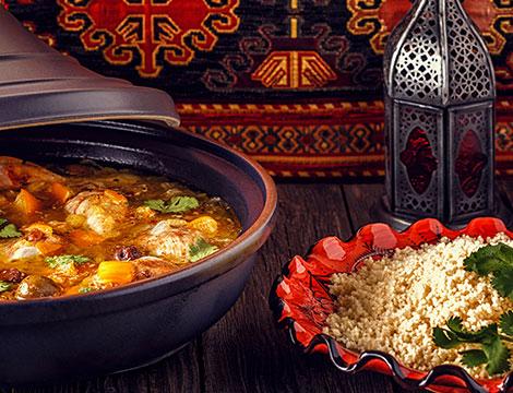 Catering marocchino x10 da asporto