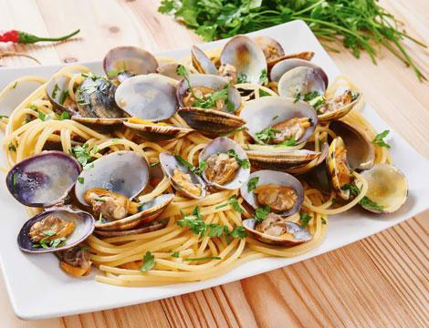 Cena di pesce x 2 zona San Lorenzo