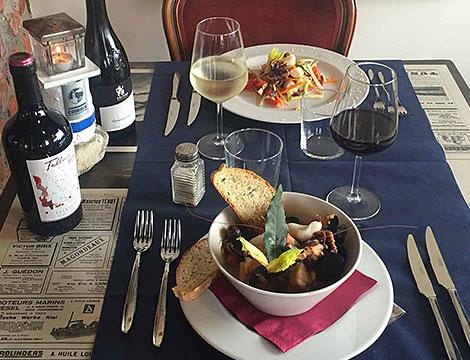 averna Del Pesce San Marco cena di pesce x2