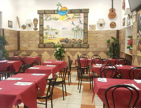 Cena latino-americana di pesce x2_N