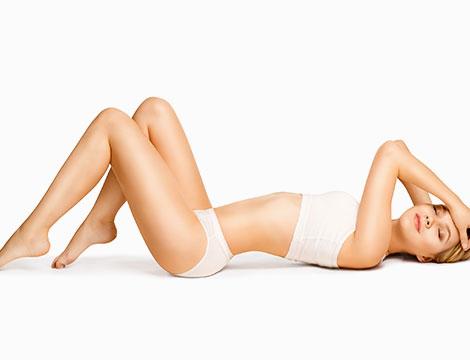 ceretta gambe bikini e ascelle