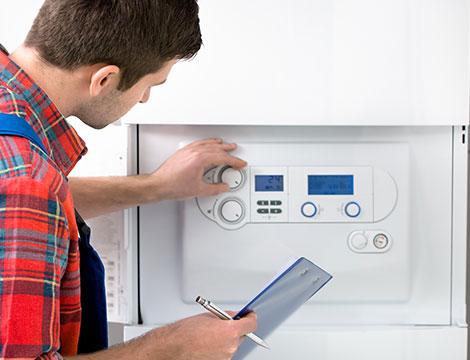 Check up caldaia e contratto di manutenzione