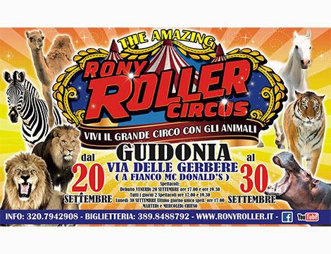 Circo Rony Roller Guidonia
