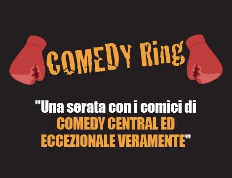 Comedy Ring al Teatro Akropolis