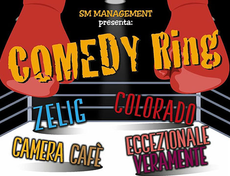 COMEDY RING_N