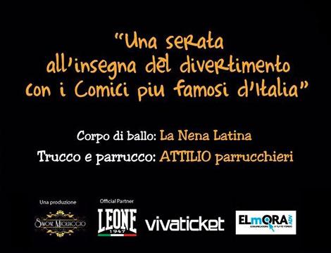 Comedy Ring al Teatro Alfieri