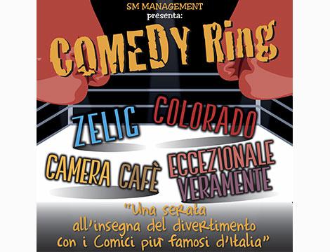 Comedy Ring