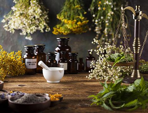 Una consulenza di naturopatia a scelta
