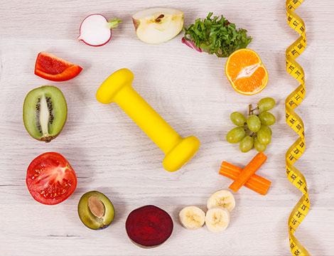 Consulenza nutrizionale con analisi metabolica e dieta