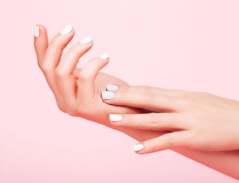 Copertura unghie in gel Conca d'Oro