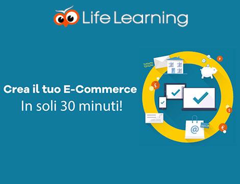 Crea il Tuo E-Commerce in Soli 30 Minuti