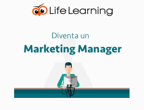 Corso Diventa un Marketing Manager