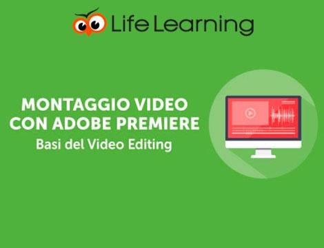 Montaggio Video con Adobe Premiere