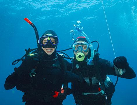 Corso Open Water Diver PADI