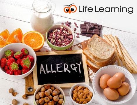 Corso Allergie e Intolleranze Alimentar