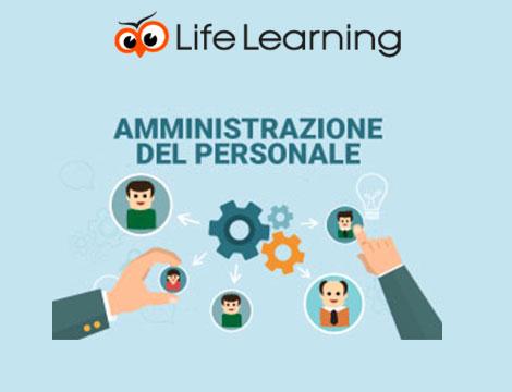 Corso amministrazione del personale online