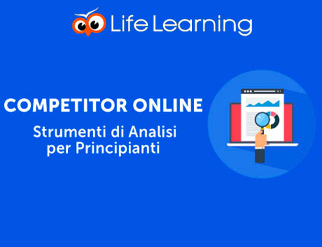 Corso analisi competitor online