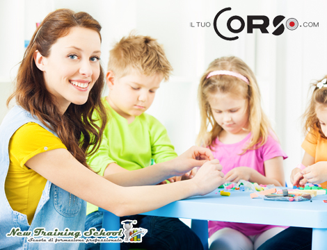 Corso assistente all'infanzia