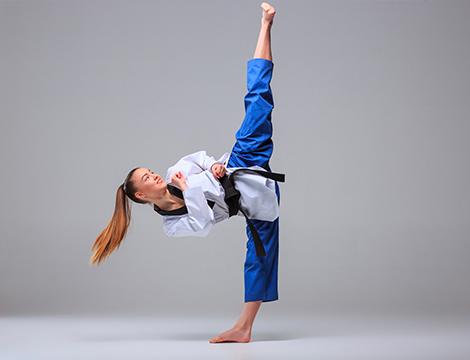 1 o 3 mesi di corso di arti marziali