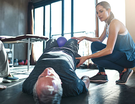 Corso di ginnastica posturale