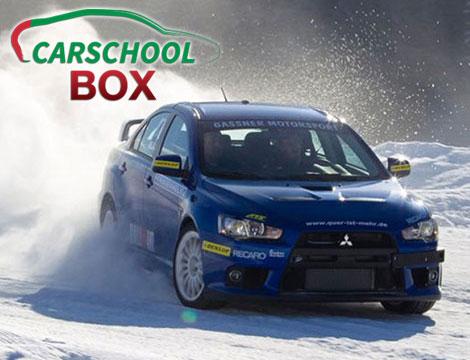 Corso di guida su neve e ghiaccio