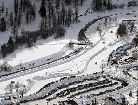 I nuovi corsi di Guida: Neve e Ghiaccio