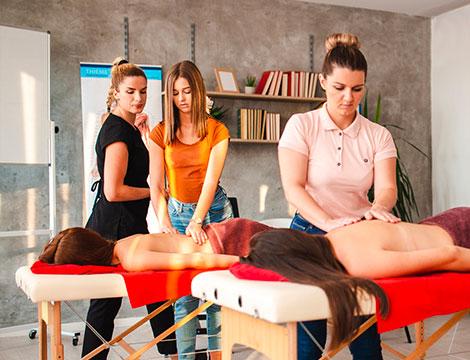 Corso di massaggi