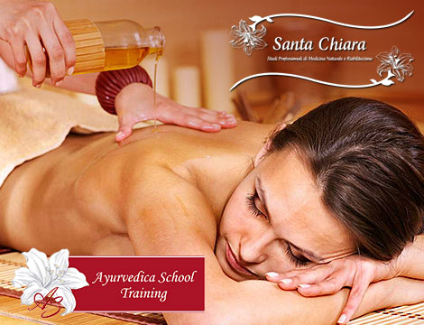 Corso di massaggio ayurvedico