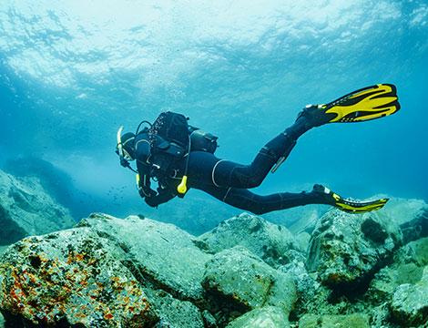 Corso Open Water Diver Diver SSI