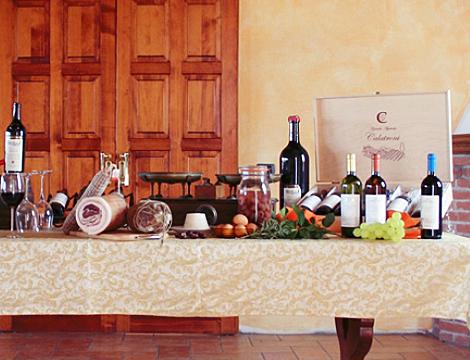 Corso e pranzo in Oltrepò x2