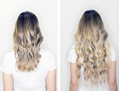 Corso extension capelli