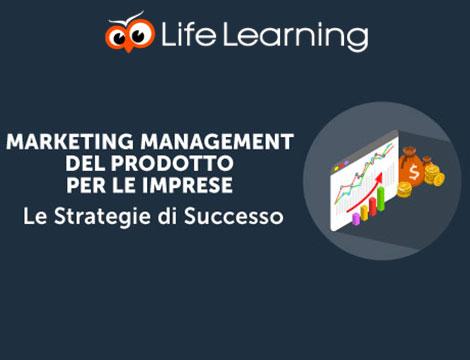 Marketing Management del Prodotto per le Imprese