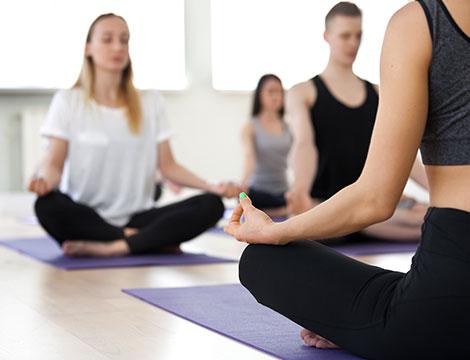 corso mensile di yoga