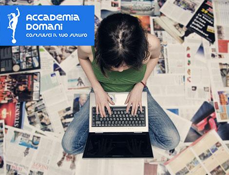 Corso online Blogger & Web Journalist